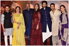 Kalank Cast Look Regal in Designer Summer Outfits During Trailer Launch