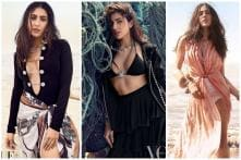 Sara Ali Khan at Her Unscripted and Unstoppable Best on Vogue Cover