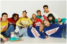 Tommy Hilfiger Revisits Coca-Cola Collection
