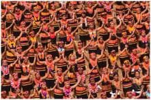 Konyak Dance is the Largest Traditional Dance: Guinness Records