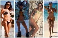 Happy Birthday Kourtney Kardashian: Nobody is Better than Her on a Beach