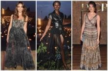 Jessica Alba, Lupita Nyong'o, Shailene Woodley Turn Up the Heat at Dior's First Couture Show in Morocco