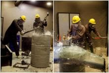 Need to Vent Some Anger? Jordan Opens 'Axe Rage Rooms'
