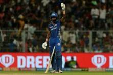 IPL 2019 | Pandya Smashes Fastest 50 of the Season