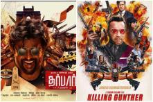 Rajinikanth's 'Darbar' Poster Copied From Arnold Schwarzenegger's 'Killing Gunther'? Designer Rubbishes Reports