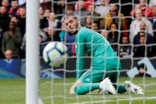 Premier League: De Gea Howler Gifts Chelsea 1-1 Draw at Manchester United, City Back On Top