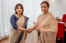 PICS: Shatrughan Sinha's Wife Poonam Joins Samajwadi Party