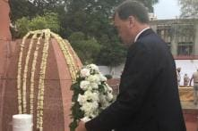 At Ground Zero, British Envoy 'Deeply' Regrets Jallianwala Bagh Massacre