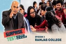 Surprise Test – The Coolest Quiz on Politics | Ep 02 | Ramjas College, DU