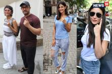 Celebrities Cast Their Vote For Lok Sabha Elections 2019