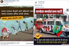 What Were The Pro-BJP and Pro-Congress Pages Actually Posting on Facebook, Leading to a Crackdown