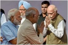 PM Modi, LK Advani & Sumitra Mahajan Cynosure of All Eyes at Ambedkar Event