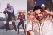 Thanos, Spiderman's Dance on Varun Dhawan's 'First Class' is Actually First Class, Watch Video