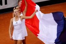 Fed Cup Semi-Final: Caroline Garcia's France Beat Simona Halep's Romania to Reach Sixth Final