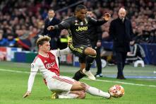 Ajax Dealt Blow as Midfielder Frenkie de Jong May Miss Champions League Tie vs Juventus