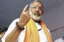 Firebrand BJP Leader Giriraj Singh to Commence His 2nd Term in Lok Sabha