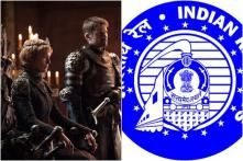 Indian Railways Deploys Game of Thrones' Lannisters to Inform Public About Ticketless Travel