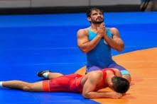 Asian Wrestling Championships: Harpreet Settles for Silver, Gyanender and Yogesh Bag Bronze
