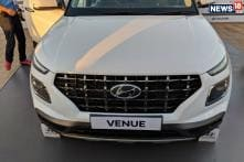 Hyundai Venue Compact SUV First Look, the Maruti Suzuki Vitara Brezza Rival - Watch Video