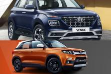 Hyundai Venue Almost Equals Maruti Suzuki Vitara Brezza in June 2019 Car Sales