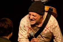 British Comedian Ian Cognito Dies Midway Through Performance on Stage