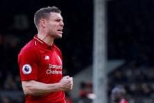 Liverpool's James Milner Set to Cheer For Manchester United 'First Time in Life' During Derby