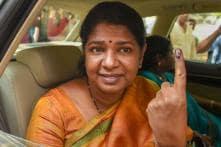 DMK's Kanimozhi Likely to Win Thoothukkudi, Says News18-IPSOS Survey