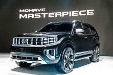 Kia Unveils Two New SUVs at 2019 Seoul Motor Show