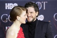 Game of Thrones Actor Kit Harington Returns Home from Rehabilitation Centre