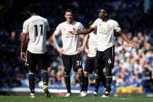 Clouds Hover over Future of Manchester United Players after Abject Performance vs Everton