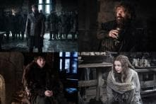 New Game of Thrones Stills Show Winterfell Gearing Up For Battle Against the Night King