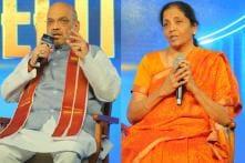 Photos| Political Bigwigs at News18 Agenda India 2019
