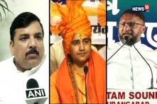 War Of Words: Sadhvi Pragya Apologises After Outrage Over 'Curse' Remark On Karkare