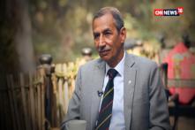 Lieutenant General Deependra Singh Hooda Talking about #SwasthImmunisedIndia