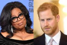 Oprah Winfrey and Prince Harry Are Making Mental Health Documentary for Apple