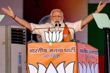 PHOTOS: PM Modi's Election Rally in Maharashtra's Wardha