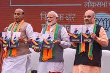 Political Parties Oppose BJP's Abrogation of Article 370 Poll Plank