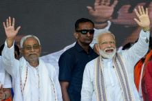 PHOTOS: PM Modi & Nitish Kumar's Joint Rally in Muzaffarpur