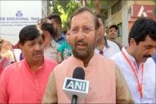 Election 2019, Phase 3 : BJP Will Win Over 300 Lok Sabha Seats, Says Prakash Javadekar