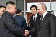 Vladmir Putin 'Readily Accepts' Kim Jong Un's Invite to Visit North Korea