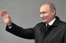 After Kremlin Raises Eyebrow, State Poll Shows Putin's Trust Rating Surging