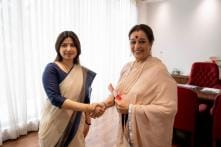 Showbiz to Extensive Campaigning: SP's Lucknow Candidate Poonam Sinha's Journey
