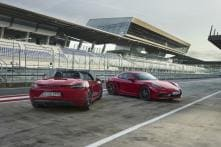 Porsche 718 Cayman, Boxster to Be All-Electric by 2022: Report