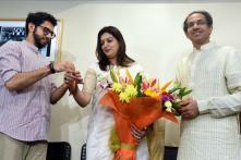 Did Ticket to Urmila Matondkar Pave Way for Priyanka Chaturvedi's Exit From Congress?