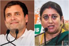 He Has Become 'Proudy', Says Smriti Irani After Rahul Gandhi Cancels Amethi Visit