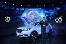 MG eZS Electric Vehicle to Launch in Unstable Auto Industry