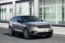 Made-in-India Range Rover Velar Launched at Rs 72.47 Lakh