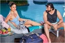 Saif Ali Khan Can't Take His Eyes Off Kareena Kapoor in Latest Pic from Commercial