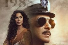 Meet Salman Khan As Dashing Navy Officer in New Bharat Poster