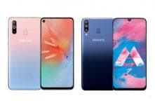 Samsung Galaxy A60 With Infinity-O and Galaxy A40s With Infinity-U Displays Announced